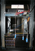 OpenDNS colocation hardware set-up, thumbnail, linking to larger image